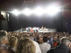 Silvia Perez Cruz, Festival de Cap Roig (15/08/2011)